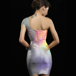 Holographic Fabric Film for Printing