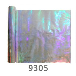 Holographic Fabric Film