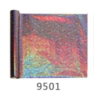 Metallic Transfer Foil For Fabric