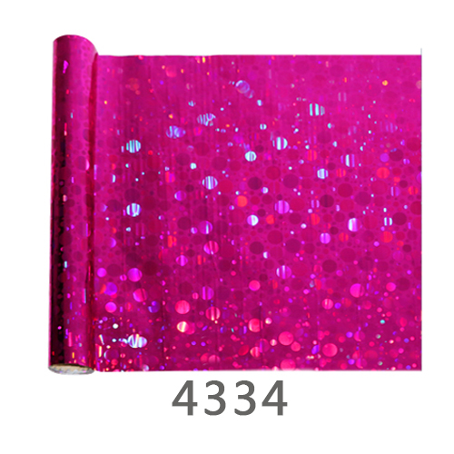 Wholesale Holographic Fabric Film For Garments