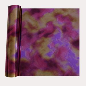 Abstract Painting Textile Foil